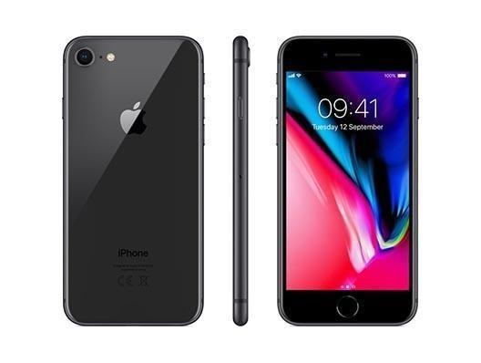 Apple iPhone 8 64 GB Space Grau - Demo