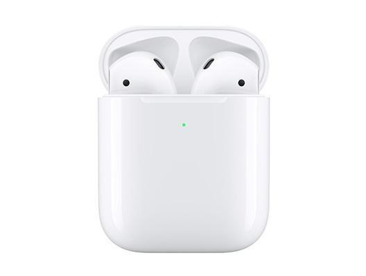 Apple AirPods 2nd Gen. mit Qi-Ladecase
