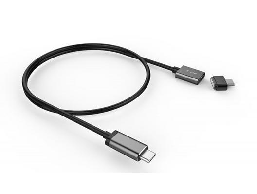 LMP Magnetic Safety Kabel 1.8 m - Space Grau