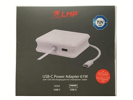 LMP 61W USB-C Power Adapter USB Port