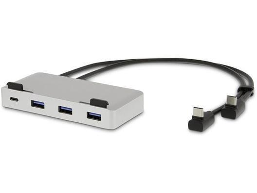 LMP USB-C Attach Dock ProStand 4K - Silber