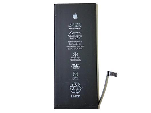 iPhone 6S Plus Batterie