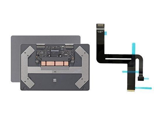 "Trackpad MacBook Air 13"" Retina (Late 2020 - A2337) Space Grau"
