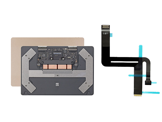"Trackpad MacBook Air 13"" Retina (Late 2020 - A2337) Gold"
