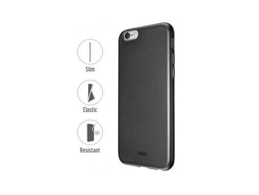 Artwizz SeeJacket TPU für iPhone 6/6S - Schwarz