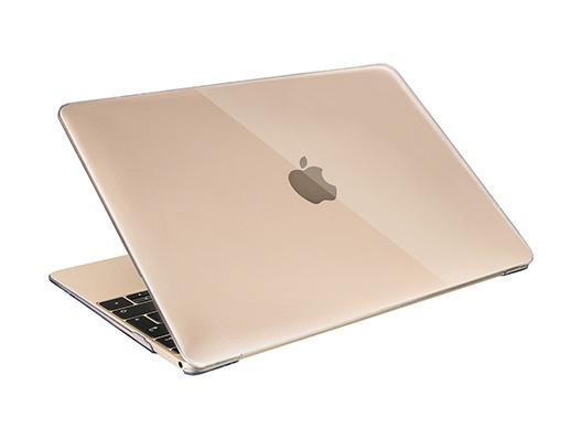"""Artwizz Clear Clip Macbook 12"""" - Transparent"""