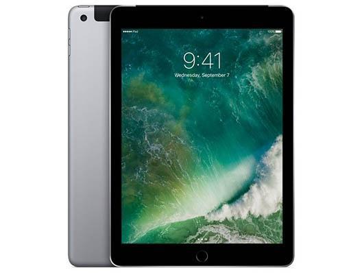 Apple iPad Wifi + Cellular 128 GB Space Gray