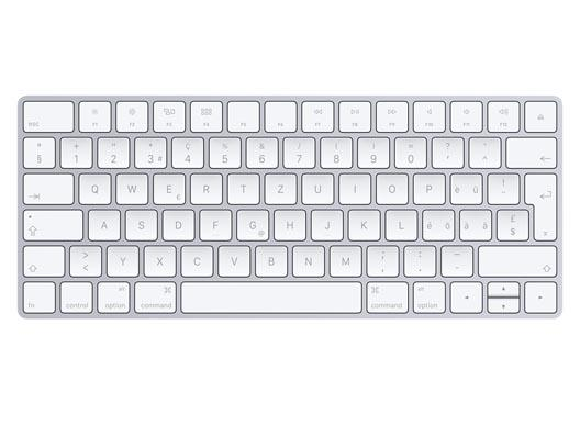 Apple Magic Keyboard - Schweiz Bulk