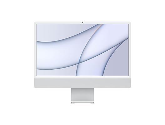 """Apple iMac 24"""" M1 8-Core CPU 8-Core GPU 16GB 1 TB SSD - Silber"""