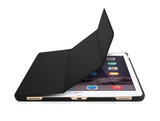 Macally Bookstand für iPad Pro - Schwarz