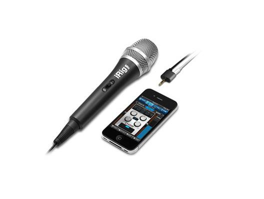 IK Multimedia iRig Mic - Mikrofon für iOS Geräte