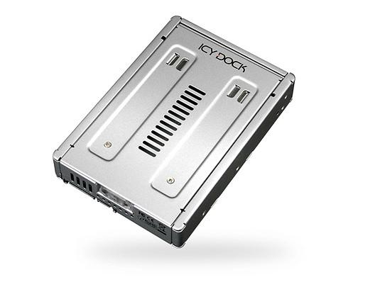 Icy Dock Festplatten Konverter 2.5'' zu 3.5'' Mac Pro