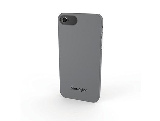 Kensington Thin Back Case iPhone 5/5S/SE - Grau