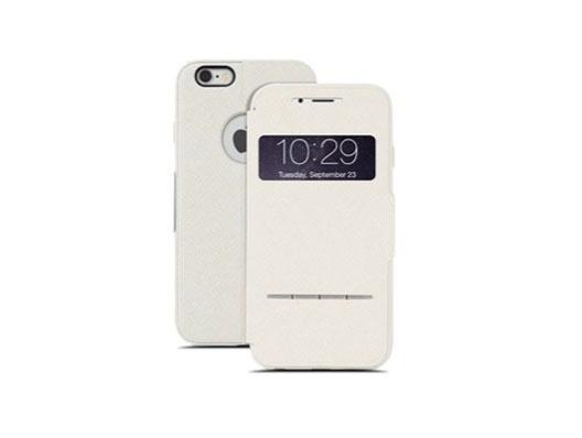 Moshi SenseCover für iPhone 6/6S Plus - Sahara Beige