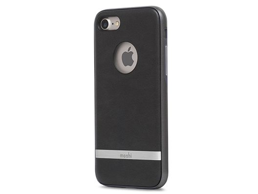 Moshi Napa Hardcase iPhone 7/8 - Charcoal Black