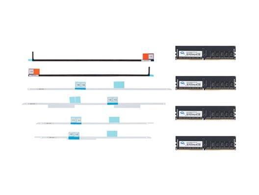 64 GB DDR4 RDIMM Kit iMac Pro Late 2017