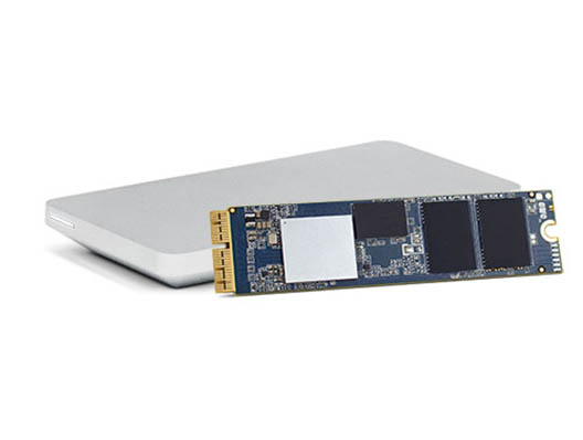 OWC Aura Pro X2 2TB SSD Upgrade Kit