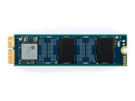 OWC Aura N2 480GB SSD Upgrade