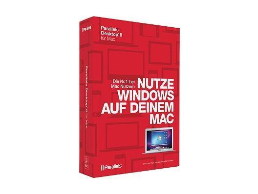 Parallels Desktop 8 für Mac DE
