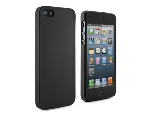 Proporta Hartschalen-Case für iPhone 5/5S - Schwarz