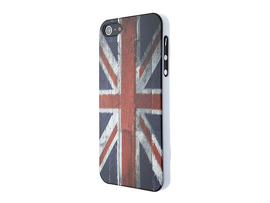 SKILLFWD Flags Hard Case iPhone 5/5S/SE - UK