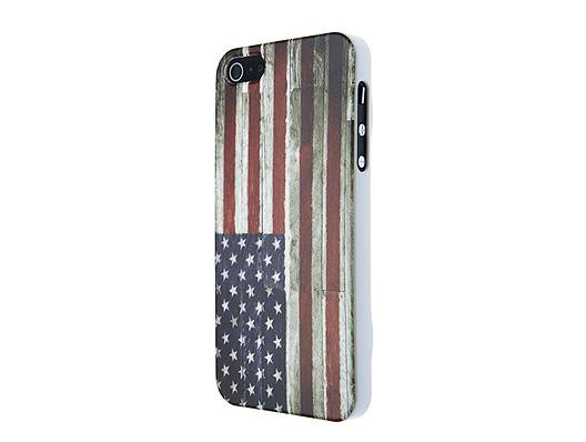 SKILLFWD Flags Hard Case iPhone 5/5S - US