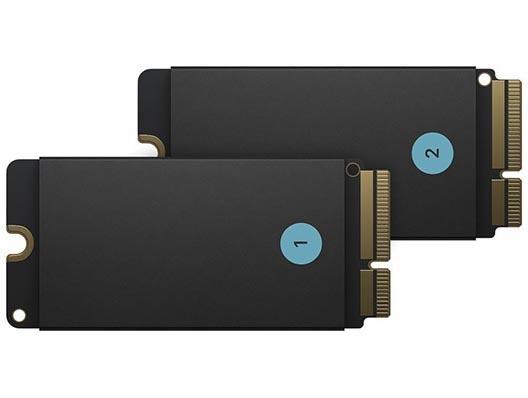 4 TB SSD Kit für den Mac Pro