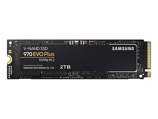 Samung SSD 970 Evo Plus NVMe M.2 2280 2 TB