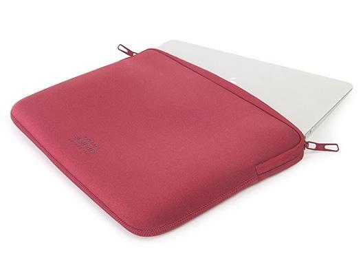 """Tucano Second Skin NEW Elements für MacBook Air 13"""" 2G - Rot"""
