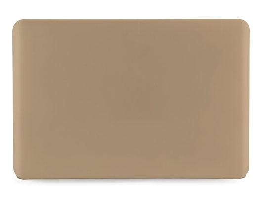 "Tucano Nido Hardcase für MacBook 12"" - gold"