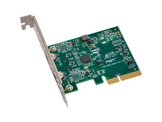 Sonnet Allegro USB-C 2 Port PCIe Karte