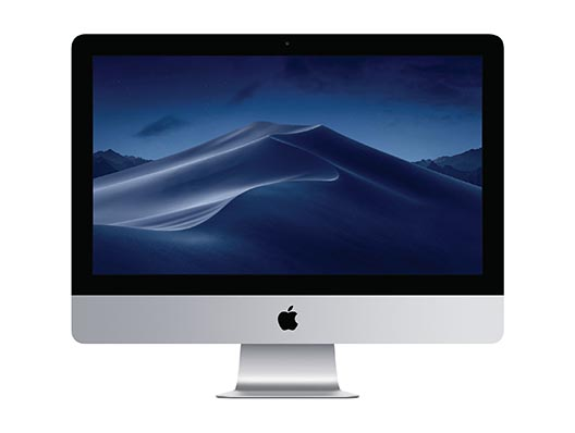 "Apple iMac 21.5"" Retina 4K Display 3,6 GHz QC i3 1TB"