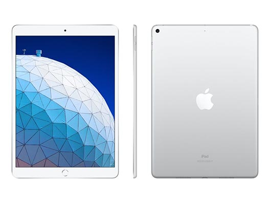 "Apple iPad Air 10.5"" Wi-Fi + Cellular 256GB Silber"
