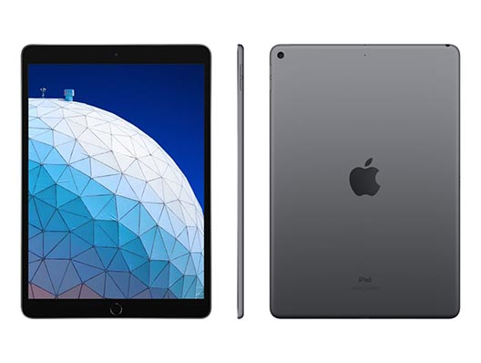 "Apple iPad Air 10.5"" Wi-Fi 64GB Space Grau"