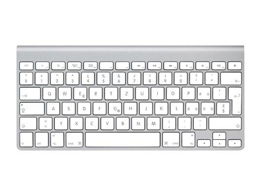 Apple Wireless Tastatur CH-DE