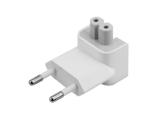 Apple Duckhead Adapter EU für Apple Netzteile