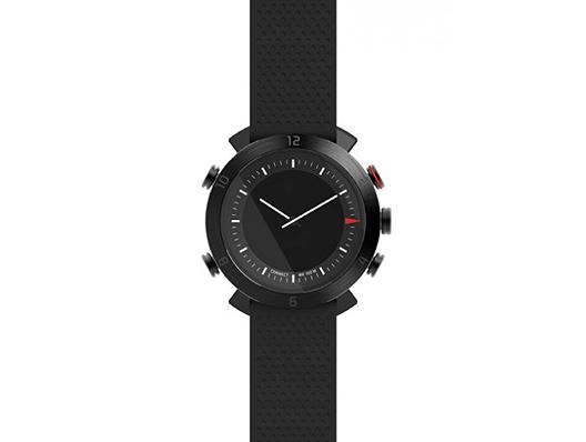 Cogito Classic - Schwarz - Wasserdichte Smartwatch iPhone, iPad, iPod touch