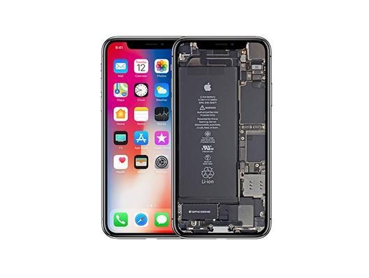 iPhone Batterie Einbauservice Biel
