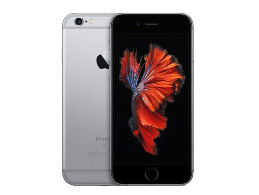 Apple iPhone 6S 64 GB Space Grau