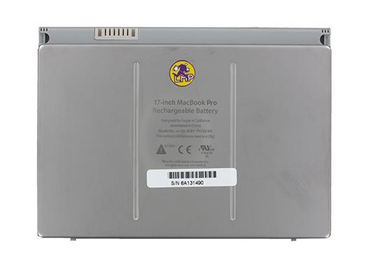 "LMP Batterie MacBook Pro 17"" - Li-Ion Polymer - A1189"