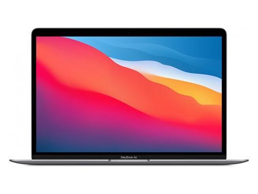 """Apple MacBook Air 13"""" M1 Chip 8‑Core CPU 7‑Core GPU 256 GB Space Grau"""