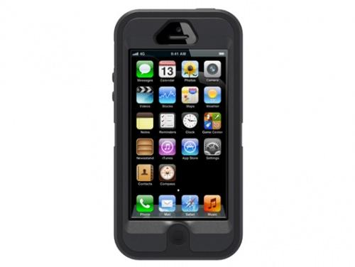 Otterbox Defender Outdoor Cover iPhone 5 - Black