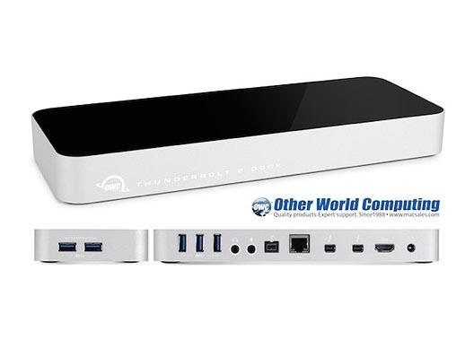 OWC 12 Port Thunderbolt 2 Dock