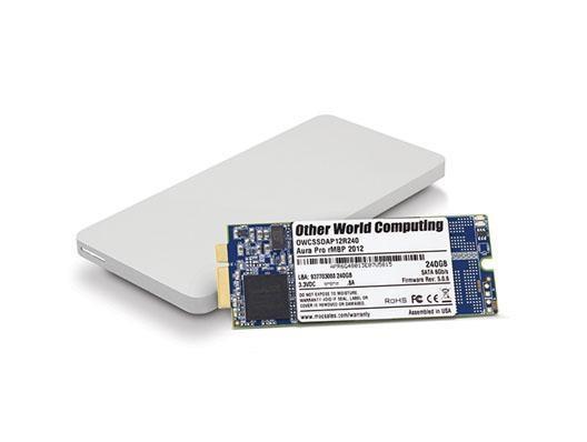 OWC SSD Aura Pro 6G Kit - 240 GB MacBook Pro Retina 2012/2013