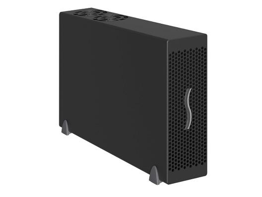 Sonnet Echo Express III-D Desktop Thunderbolt 2 Expansion Chassis für PCIe Cards