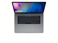 "Apple Macbook Pro 15"" Mid 2018 Space Grau"
