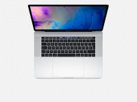 "Apple Macbook Pro 15"" Mid 2018 Silber"