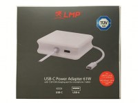 LMP 61W USB-C Power Adapter mit USB Port