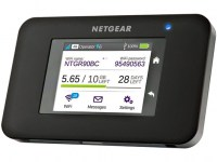 Netgear AC790 Mobile WLAN Router + DC112A: Ladestation