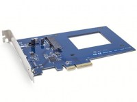 "OWC Accelsior S: PCIe to 2.5"" 6Gb/s SATA SSD Host Adapter"
